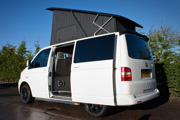 Hire a Campervan